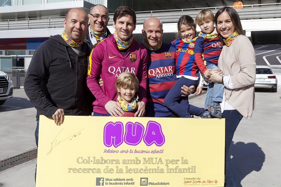 Leo Messi Mua